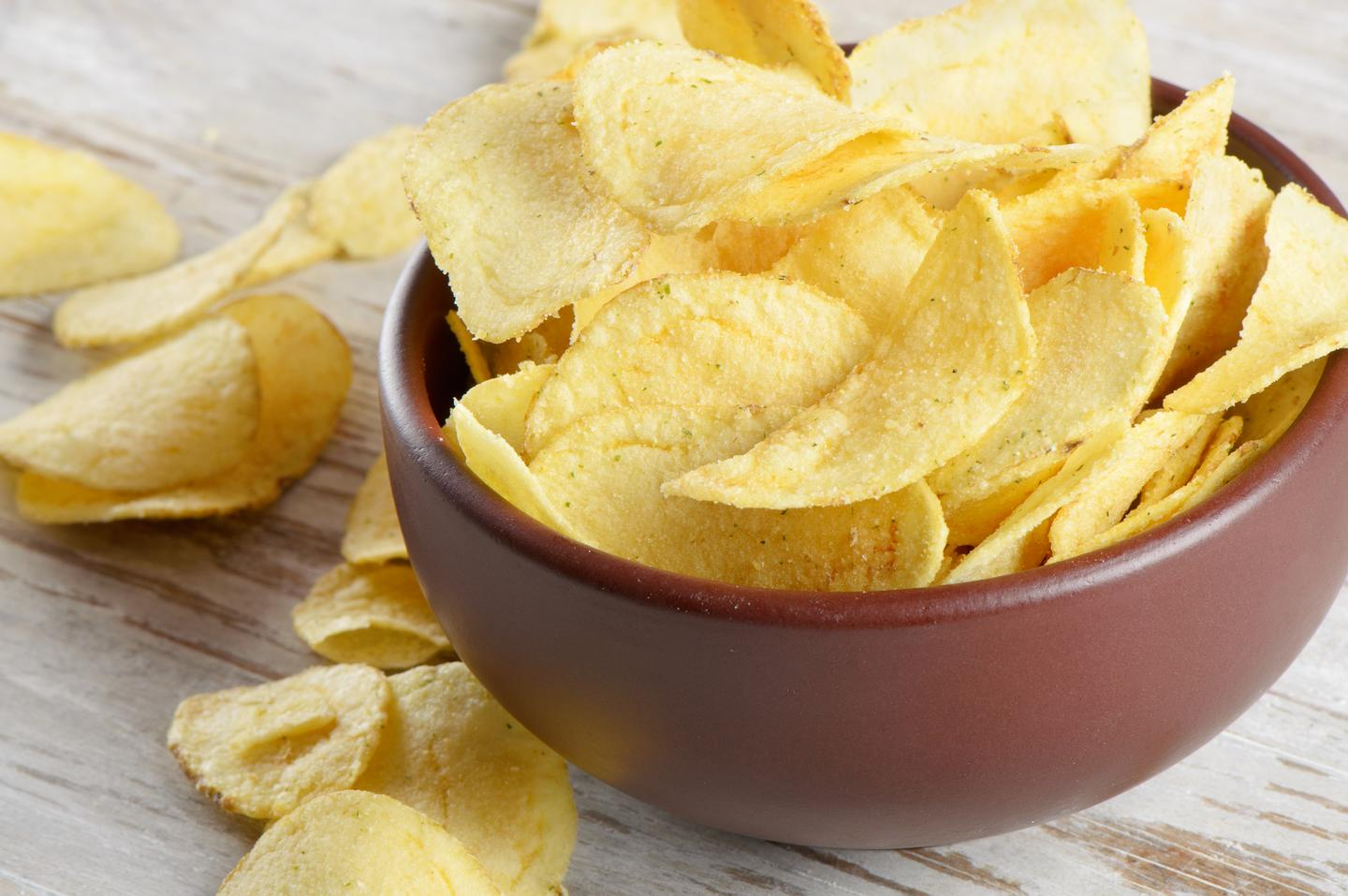 Using people to taste-test low-fat chips has its drawbacks
