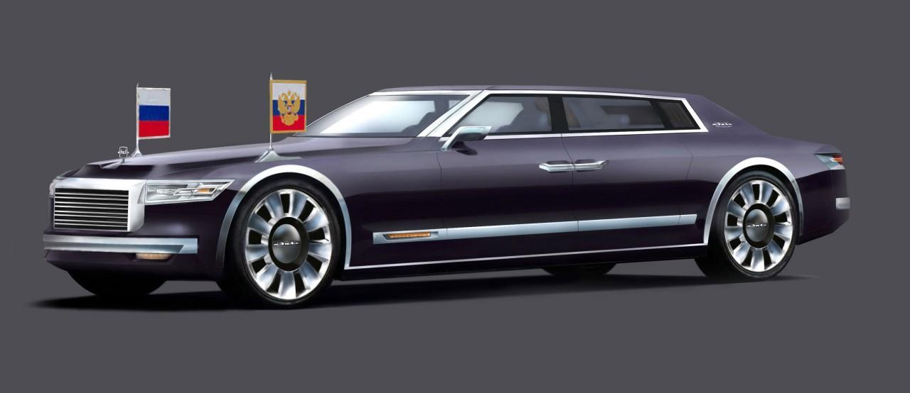Concept by Alexander Bukarev (Image: Cardesign.ru: Transportation Design)
