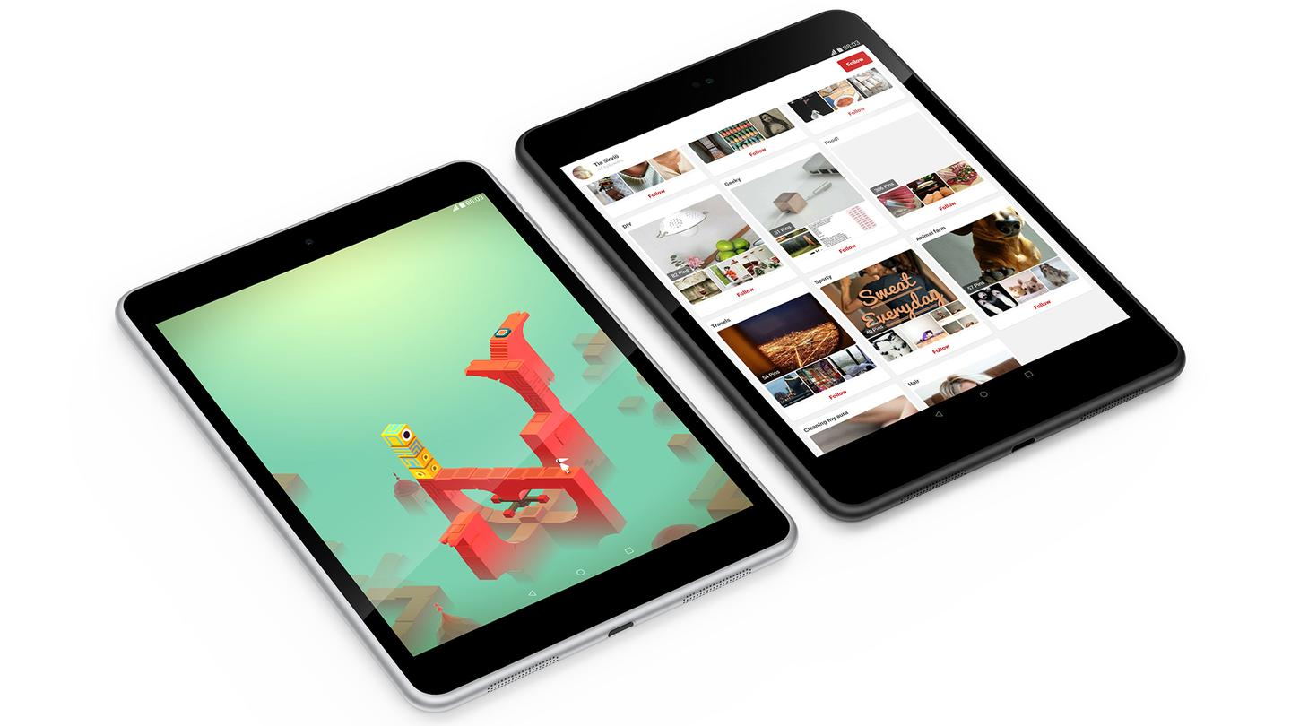 Nokia's latest hardware comes in the form of a solid, familiar-looking Android tablet