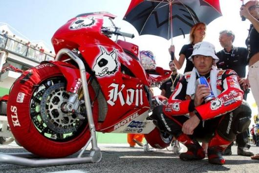 Bostrom on the grid at Misano