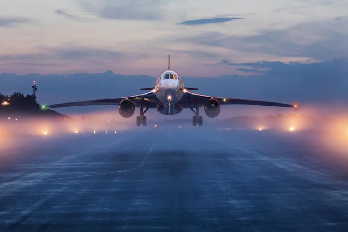 Supersonic flight is back on the menu as boomless cruise technologies begin to coalesce