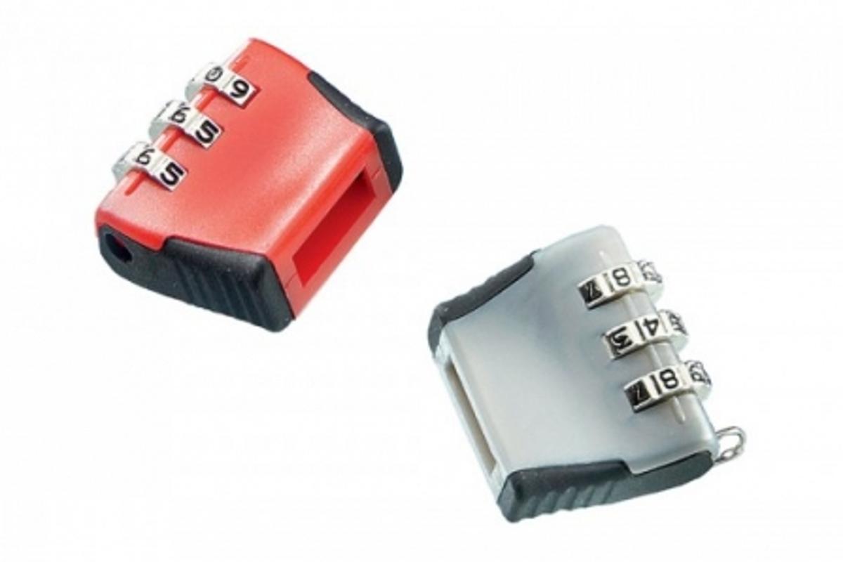 The Flash Drive Lock