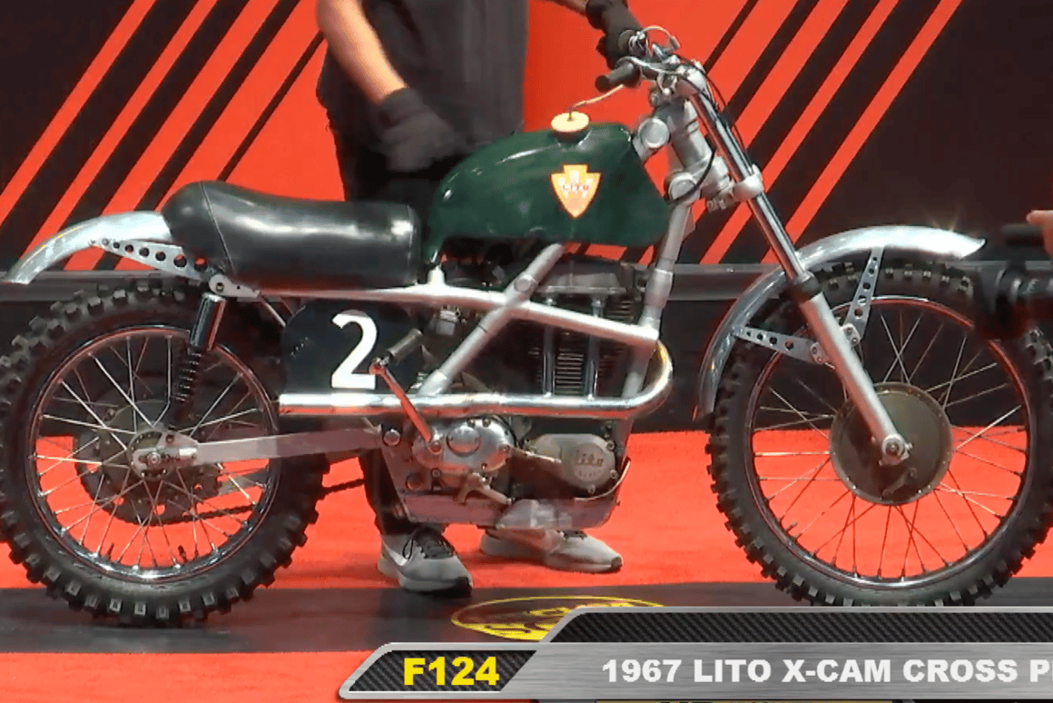 Sale of the Century: The 2019 Las Vegas Motorcycle Auctions