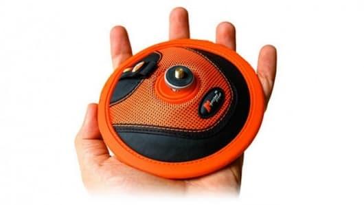 The Monsterpod viscoelastic camera mount