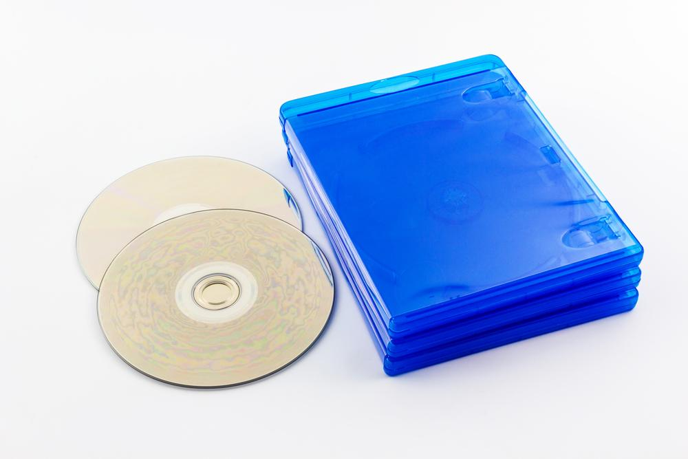 According to researchers, Blu-ray disc patterns markedly improve the efficiency of solar cells when repurposed as light concentrators (Photo: Shutterstock)