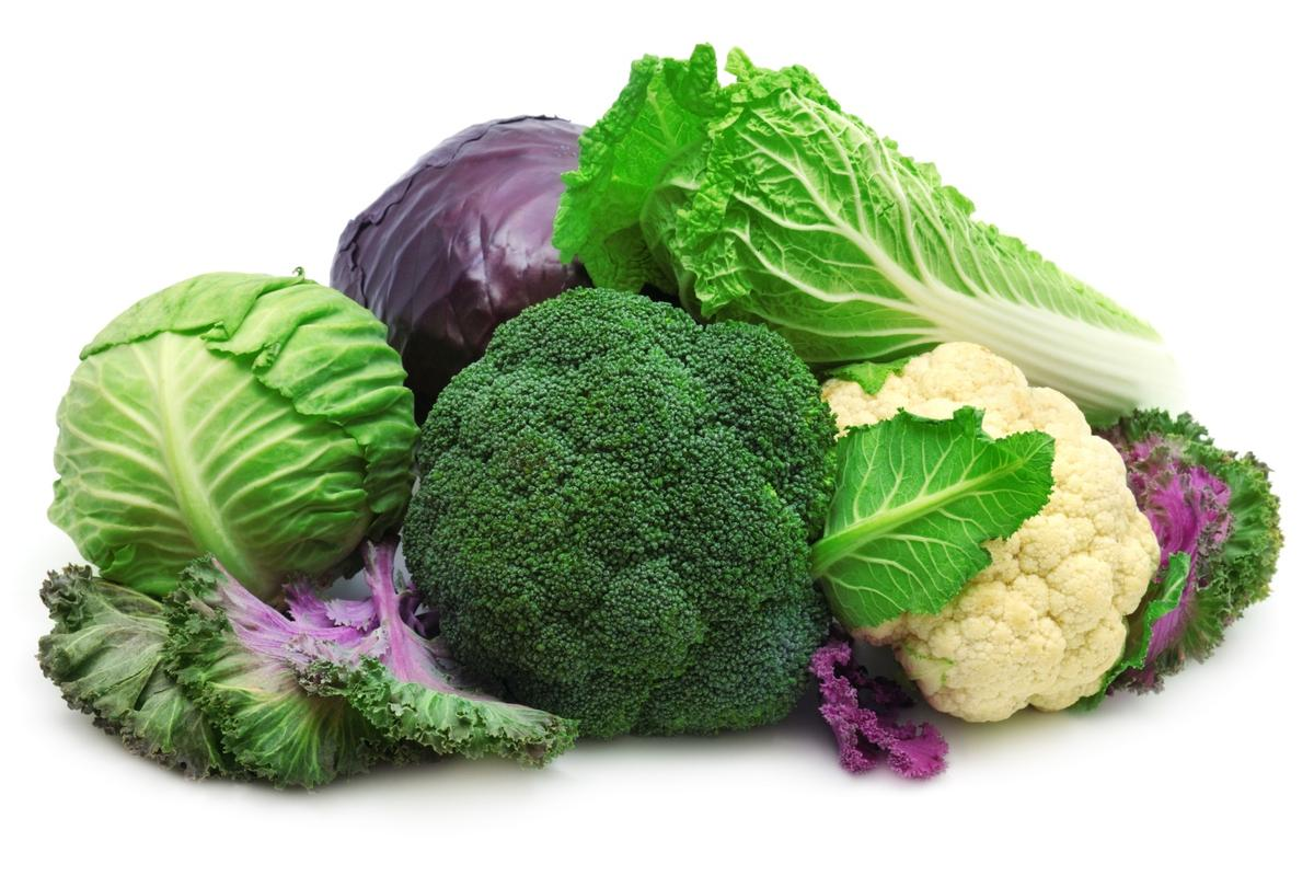 When we eat vegetables from the Brassica genus, our guts produce a chemical now identified as reducing inflammation in our intestines