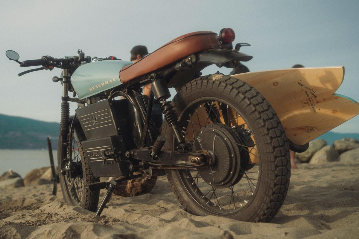 The Beachman '64 is currently only available via a Canada-only Indiegogo campaign, but a US rollout is planned for the future