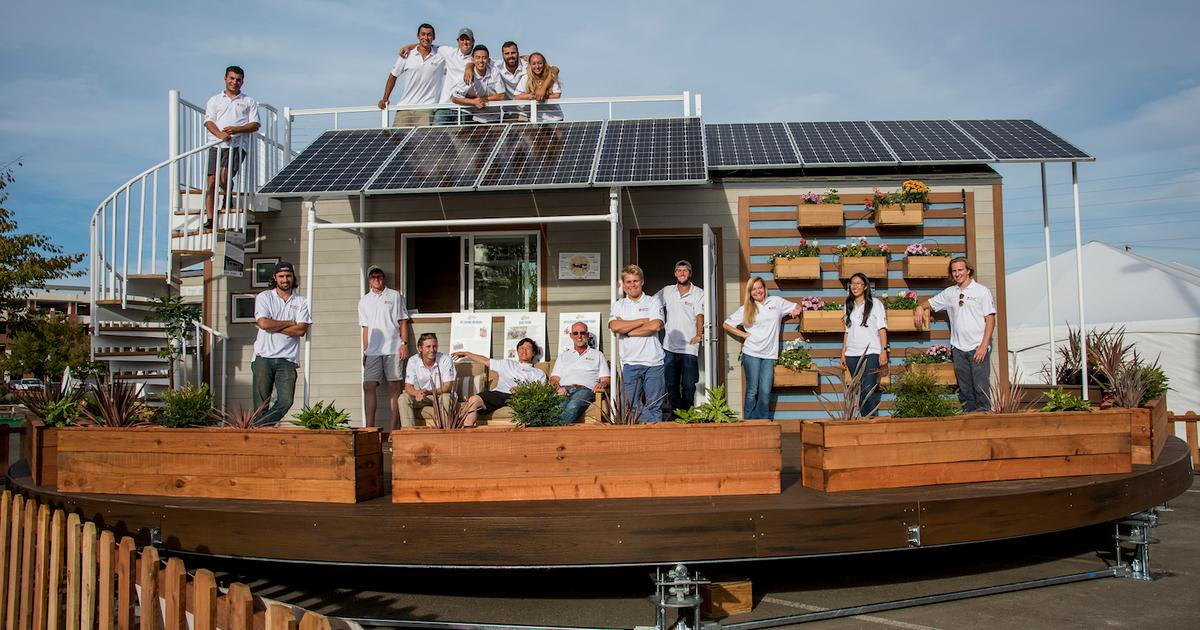 Revolutionary home wins inaugural SMUD Tiny House Competition