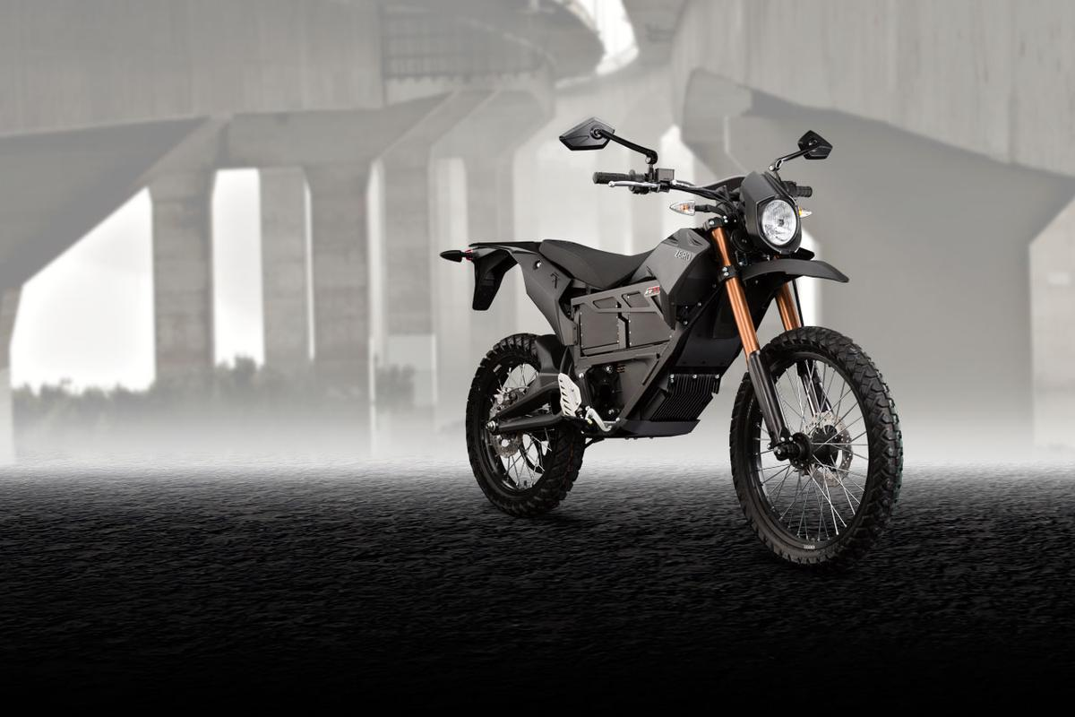 "The 2013 Zero FX ""Stealth Fighter"" replaces the Zero X in Zero Motorcycles' 2013 lineup"