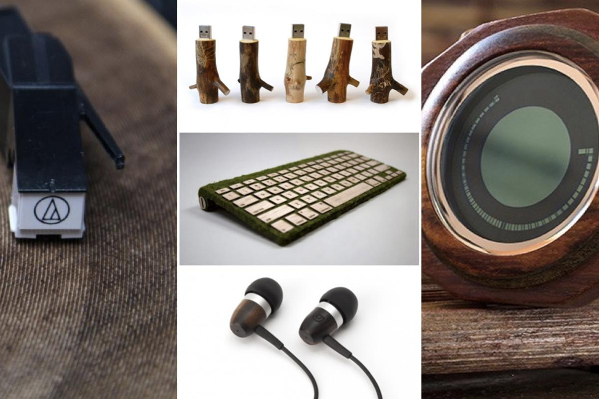Gizmag takes a stroll through the woods with the latest in naturally inclined technology