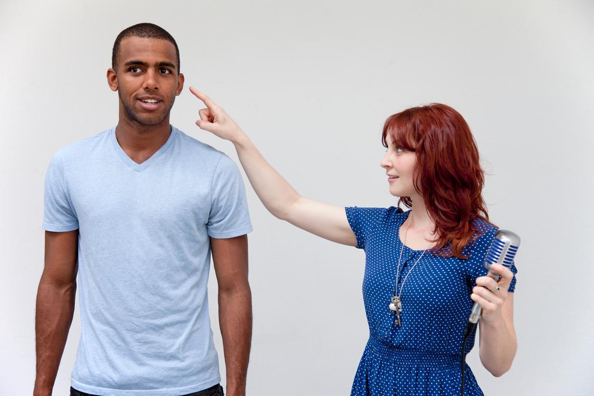 Ishin-Den-Shin lets a person hear a recorded spoken message through a finger (Photo: Disney Research)