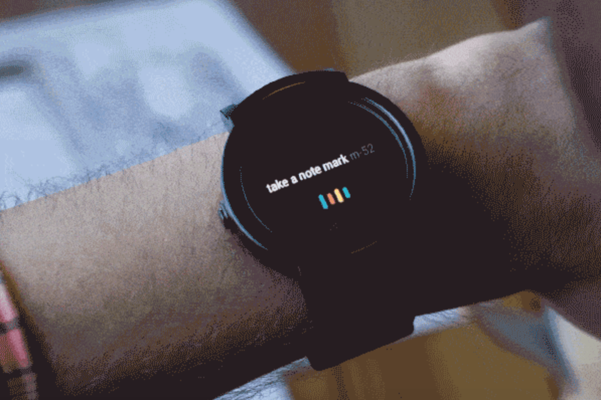 The new Ticwatches are currently the subject of a Kickstarter campaign
