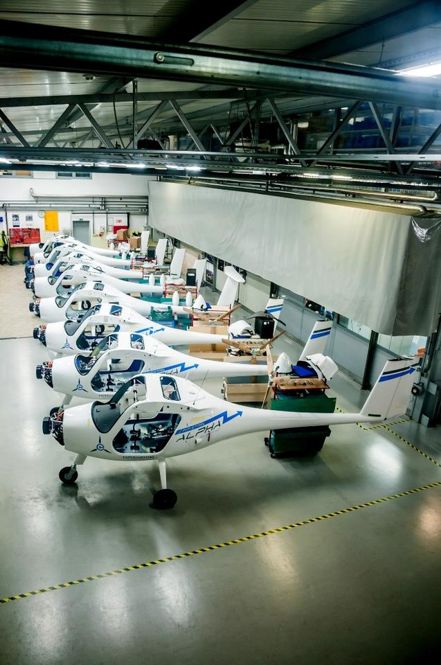 Pipistrel is an aircraft manufacturer based in Slovenia