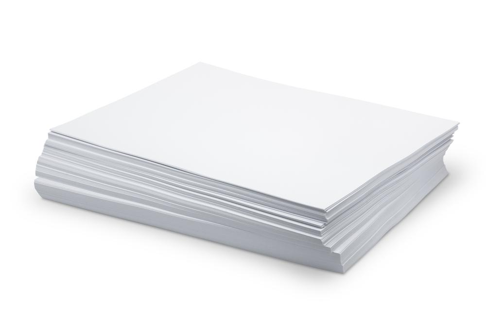 Researchers at the University of Washington have found a way to turn scraps of common office paper into a powerful diagnostic tool (Photo: Shutterstock)