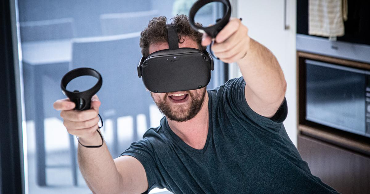 Review: Why people are going nuts over the Oculus Quest