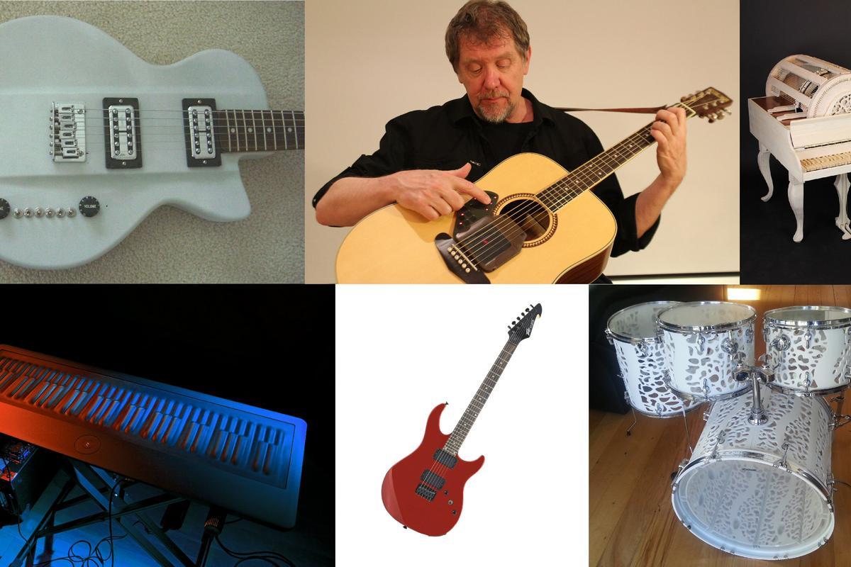 Gizmag looks back at instrument innovations highlights of 2013