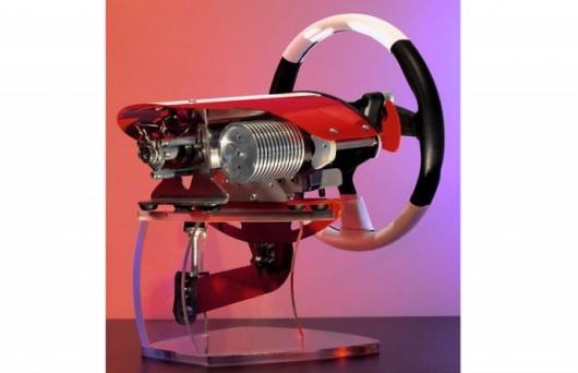 ECCI TRACKSTAR 6000 sim-racing controls