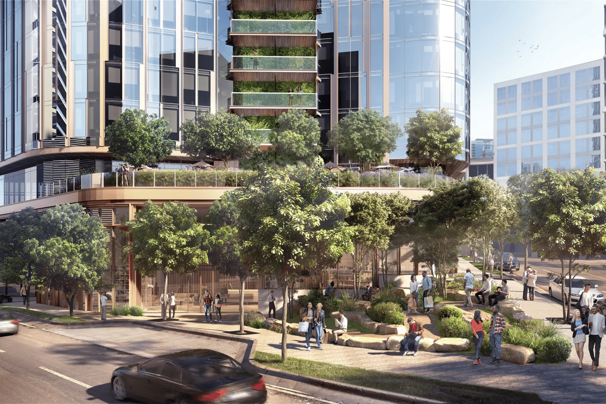 The 1899 McKinney Avenue high-rise is slated to begin construction in the third quarter of 2020 and to be completed by 2023
