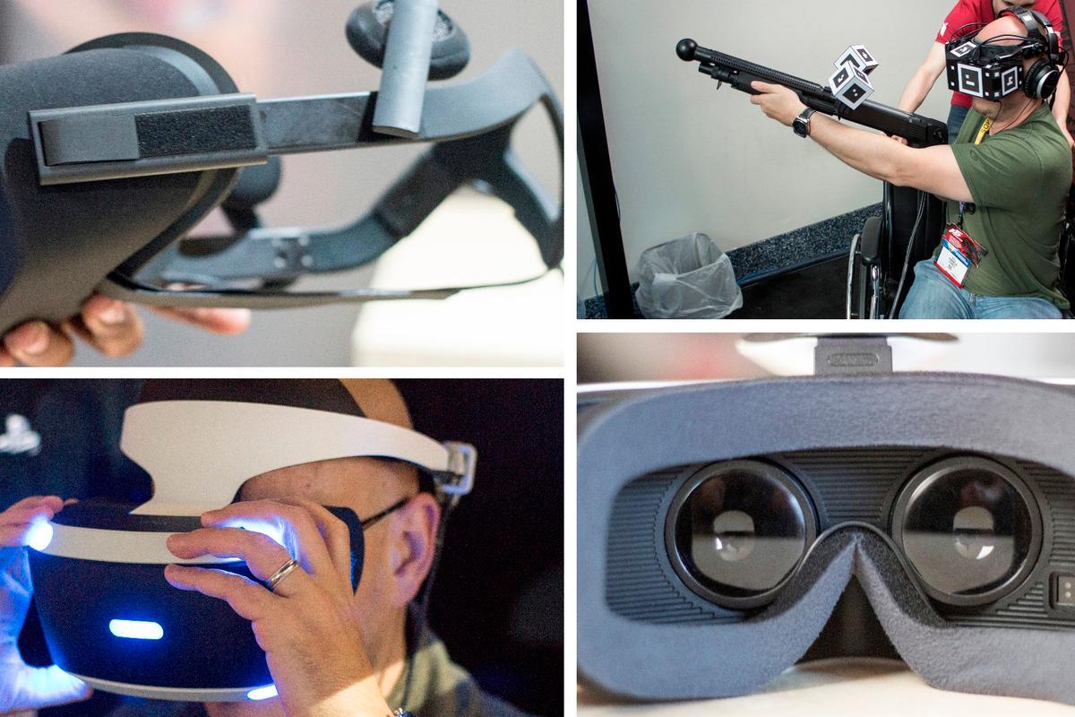 Gizmag looks at the VR landscape, post-E3