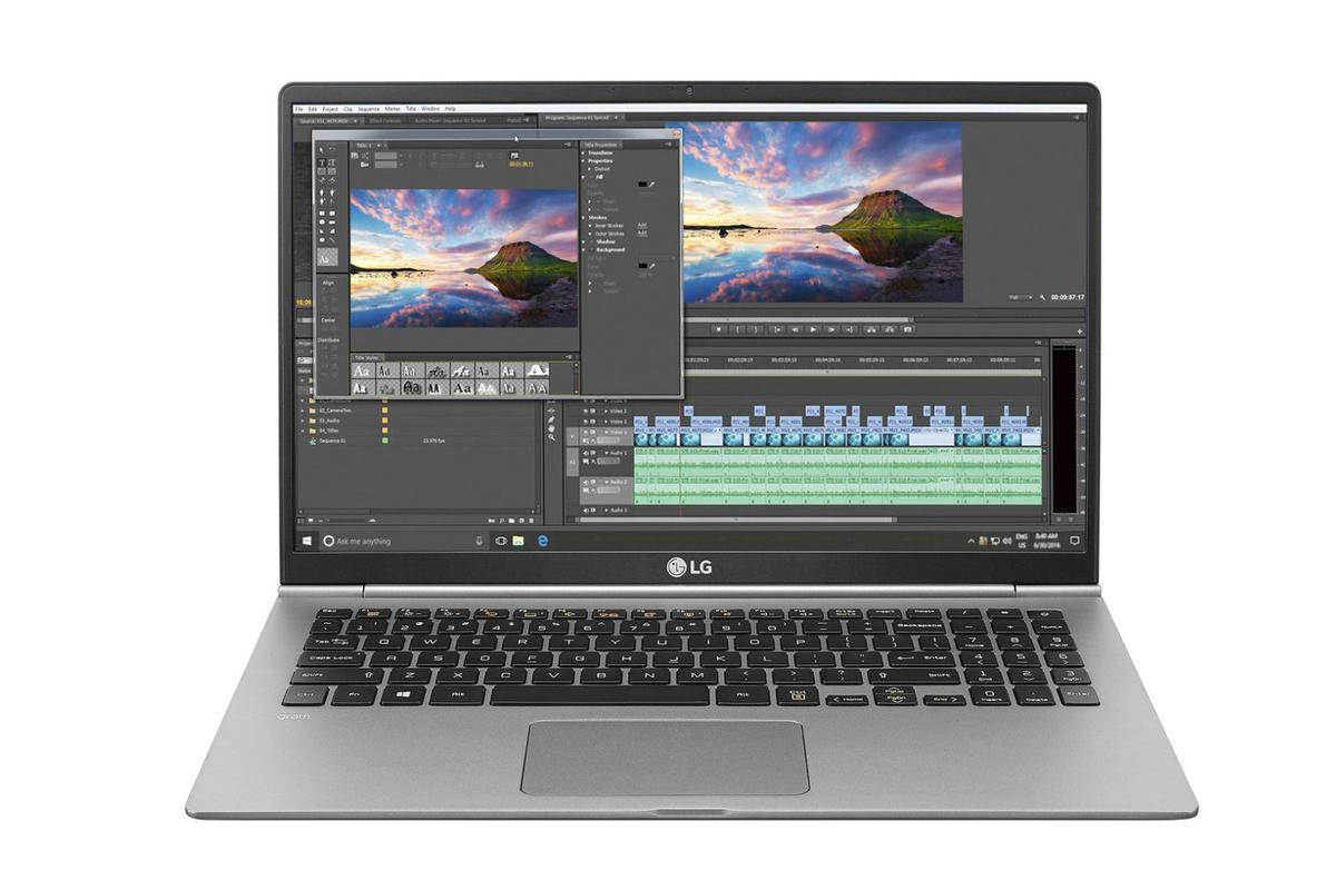 LG's gram 15Z980 laptop is available now