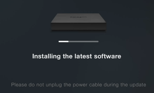 Updating the Amazon Fire TV