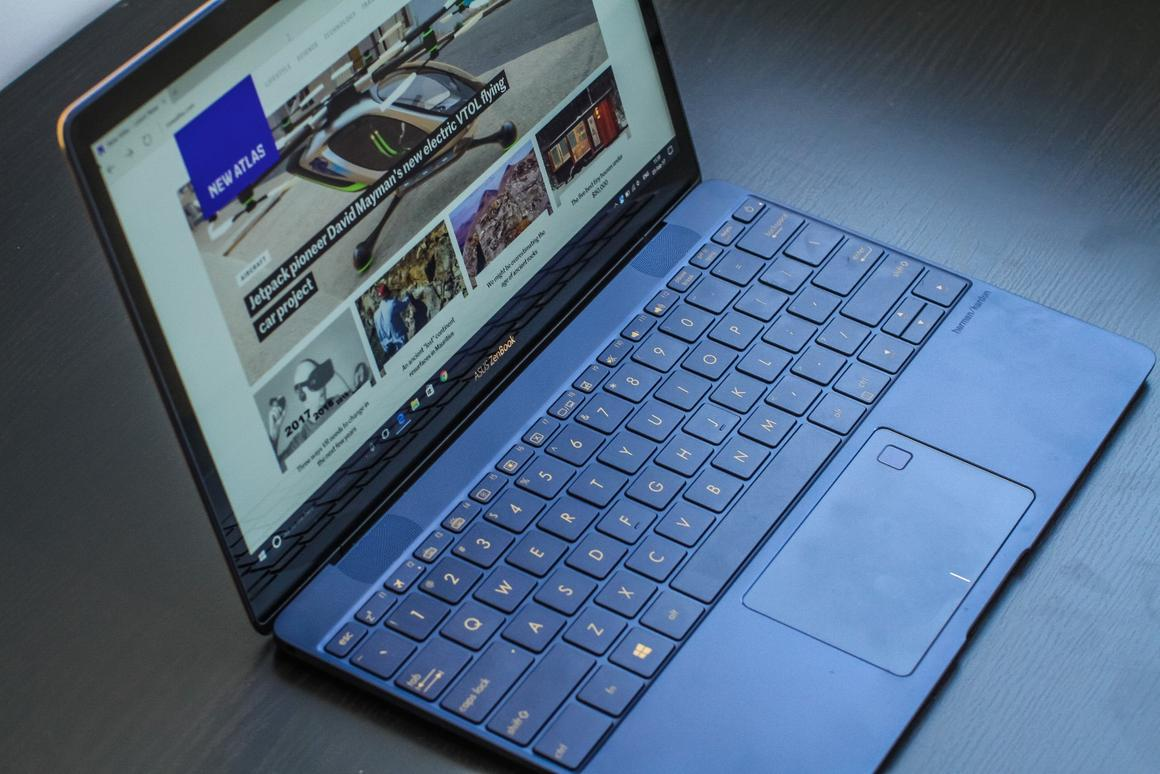 The Asus Zenbook 3 isthe closest thing you can get to a Windows MacBook