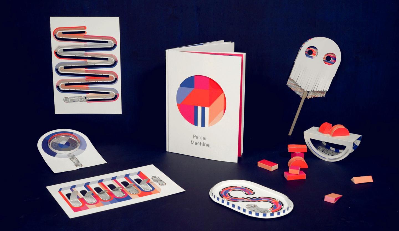 Papier Machine Vol.0 contains six circuit-building projects