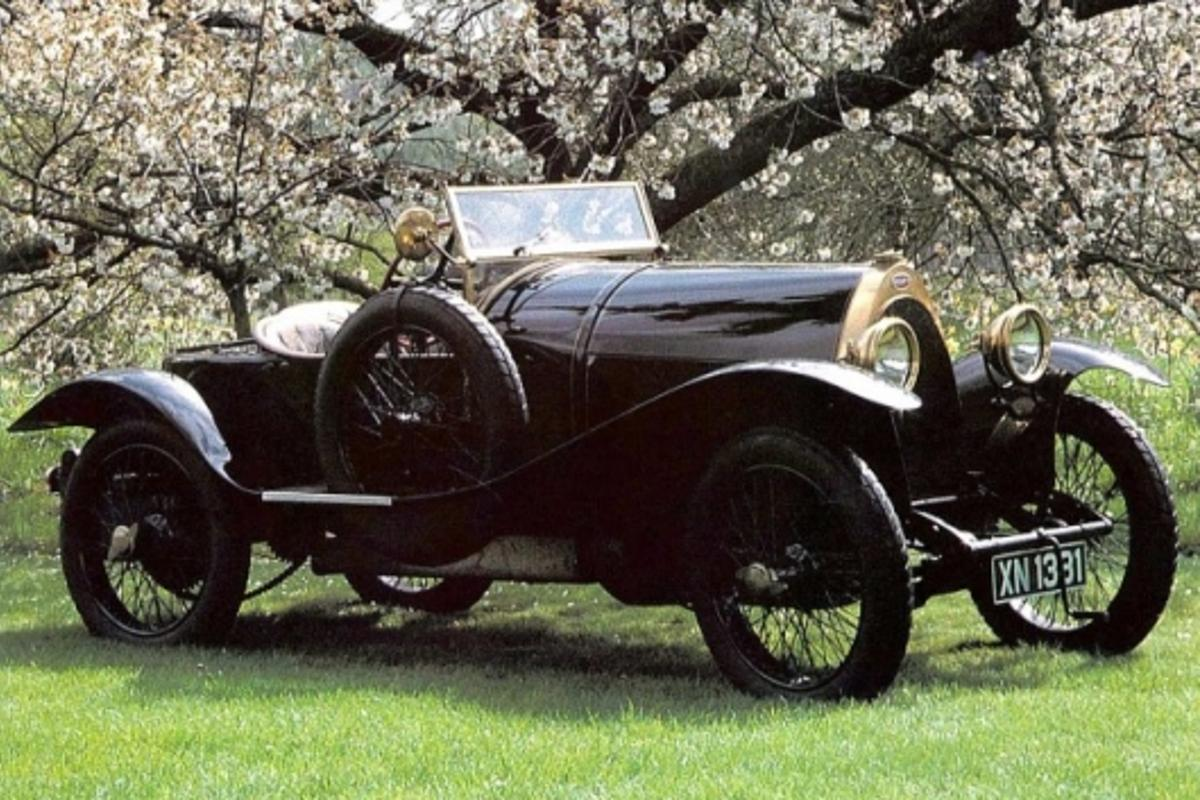 Black Bess in her later years