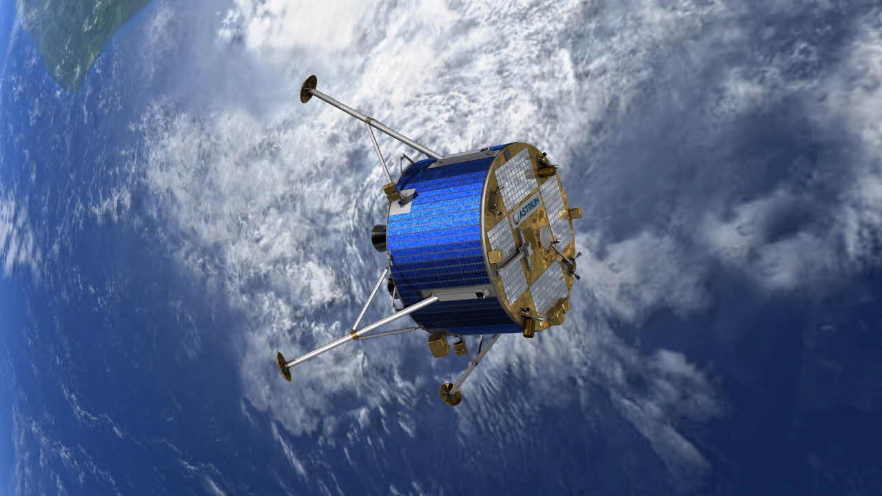 The ESA Lunar Lander
