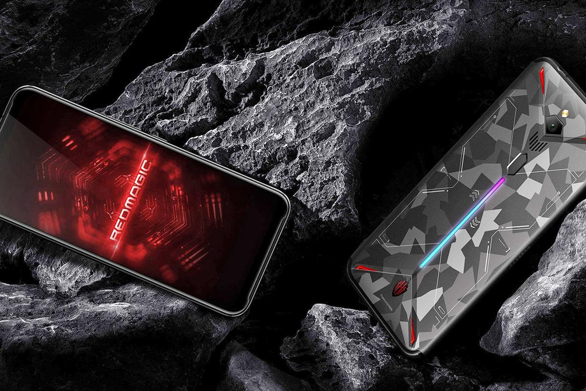 The Nubia Red Magic 3 brings LED lights and internal cooling for your mobile gaming sessions