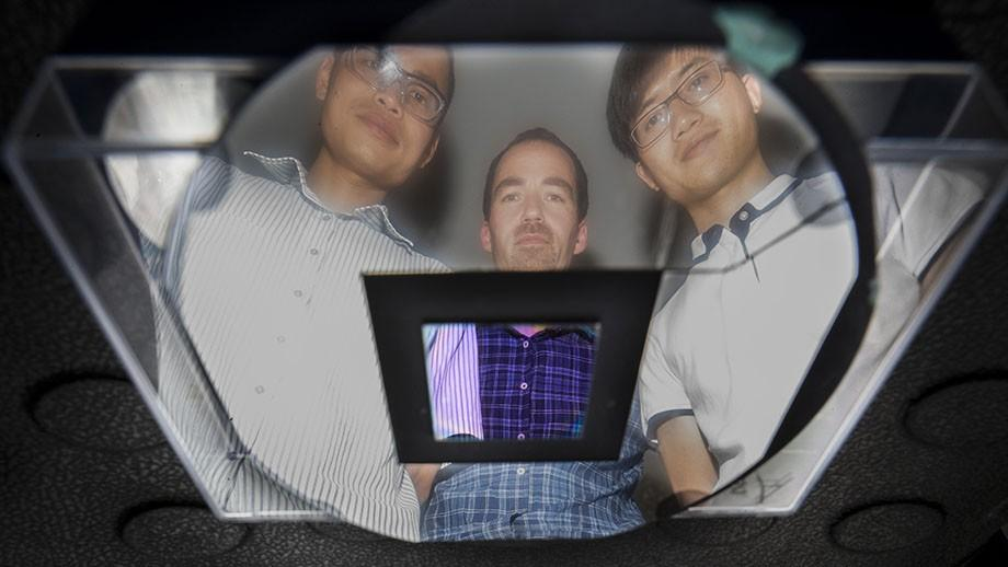 The new manufacturing technique involves adding small amounts of the element indium to one of the layers of the perovskite solar cell