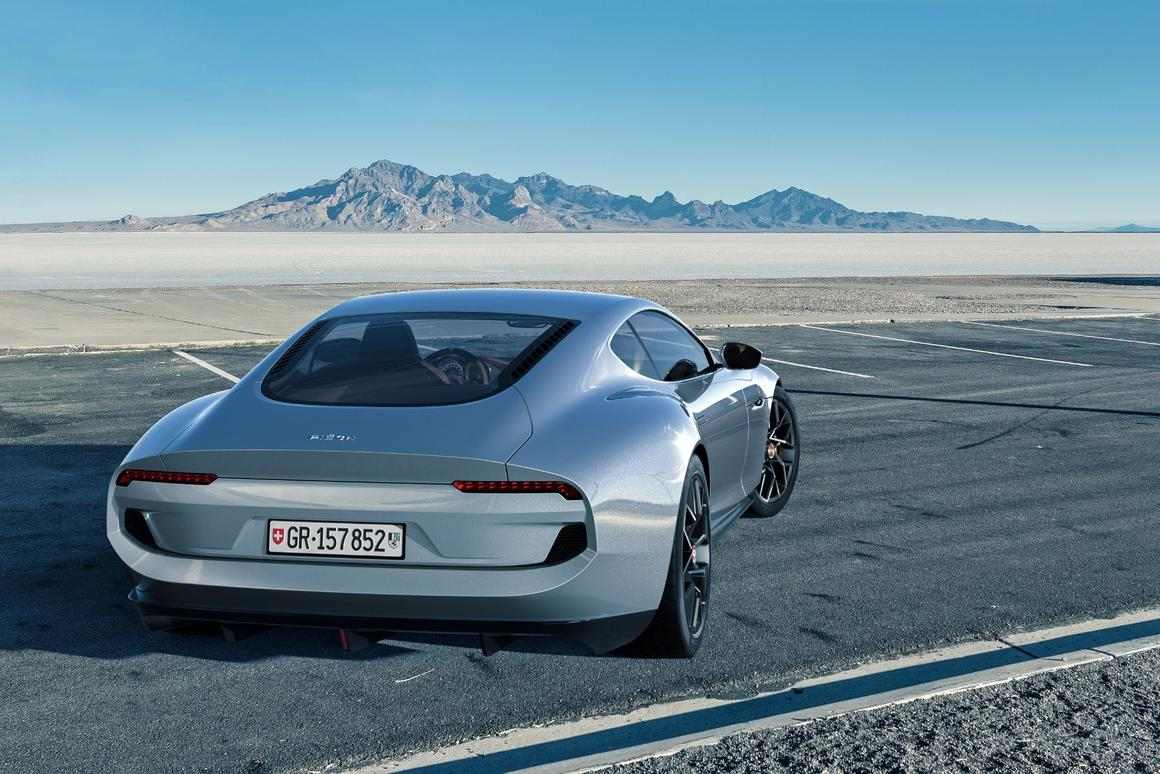 A gorgeous electric GT sportscar in its own right, the Piëch Mark Zero concept might be even more remarkable as a flagbearer for new ultra-fast charging battery technology