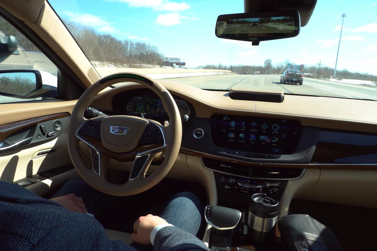 Cadillac has limited Super Cruise to mapped US and Canadian highways