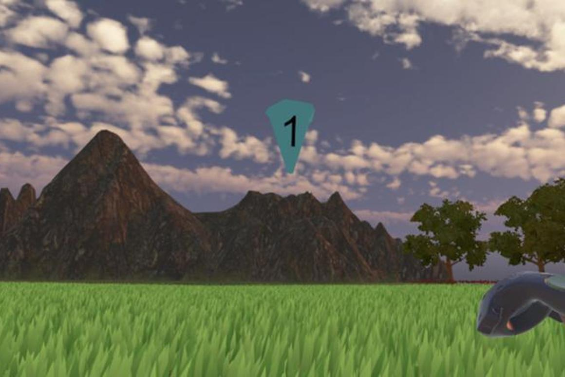 A VR navigation task can accurately distinguish patients with age-related mild cognitive impairment from patients with the earliest stages of Alzheimer's disease