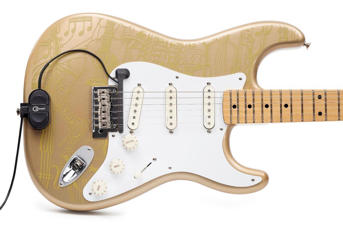 Fishman reveals MIDI guitar controller for the iPad generation