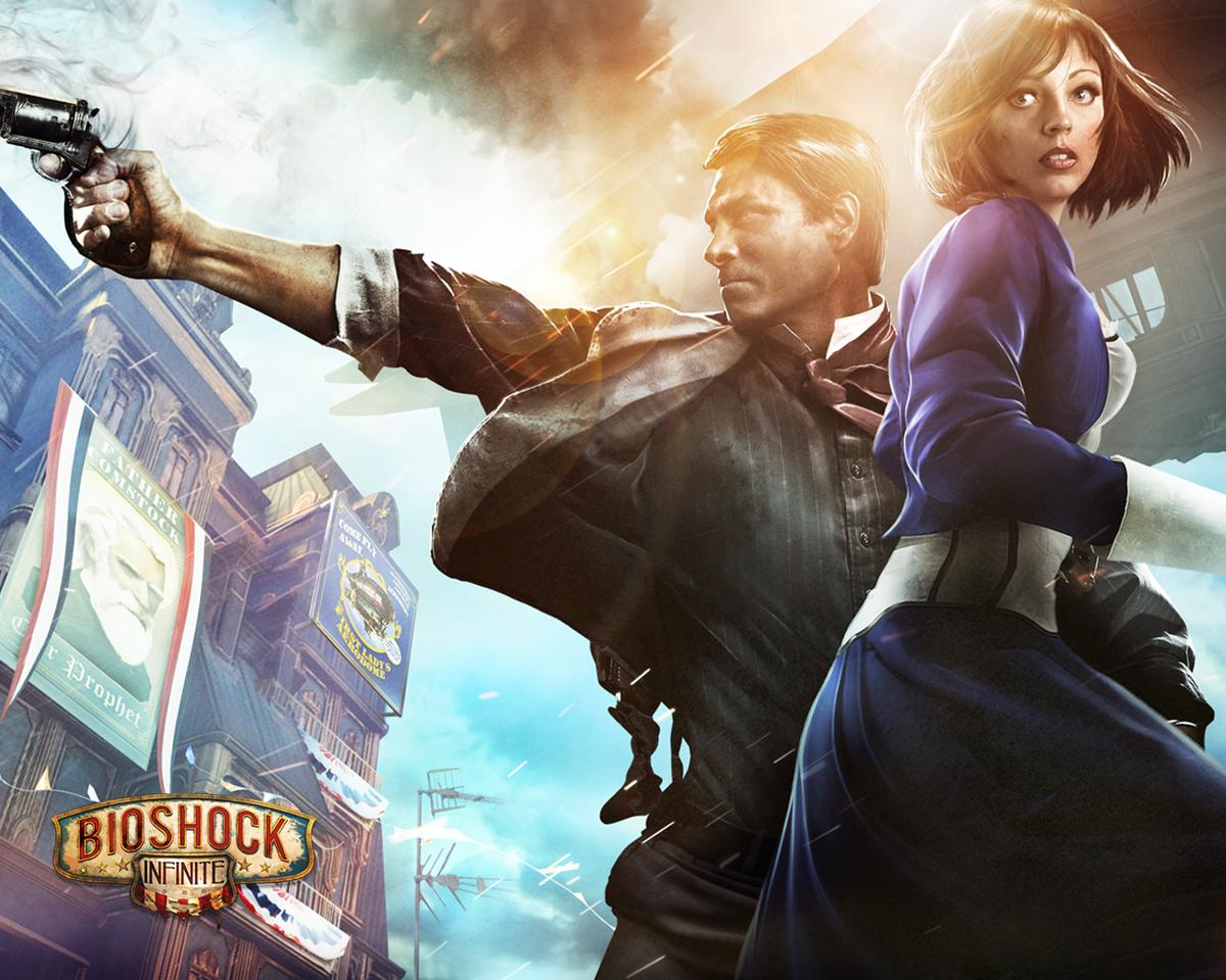Gizmag reviews Bioshock Infinite