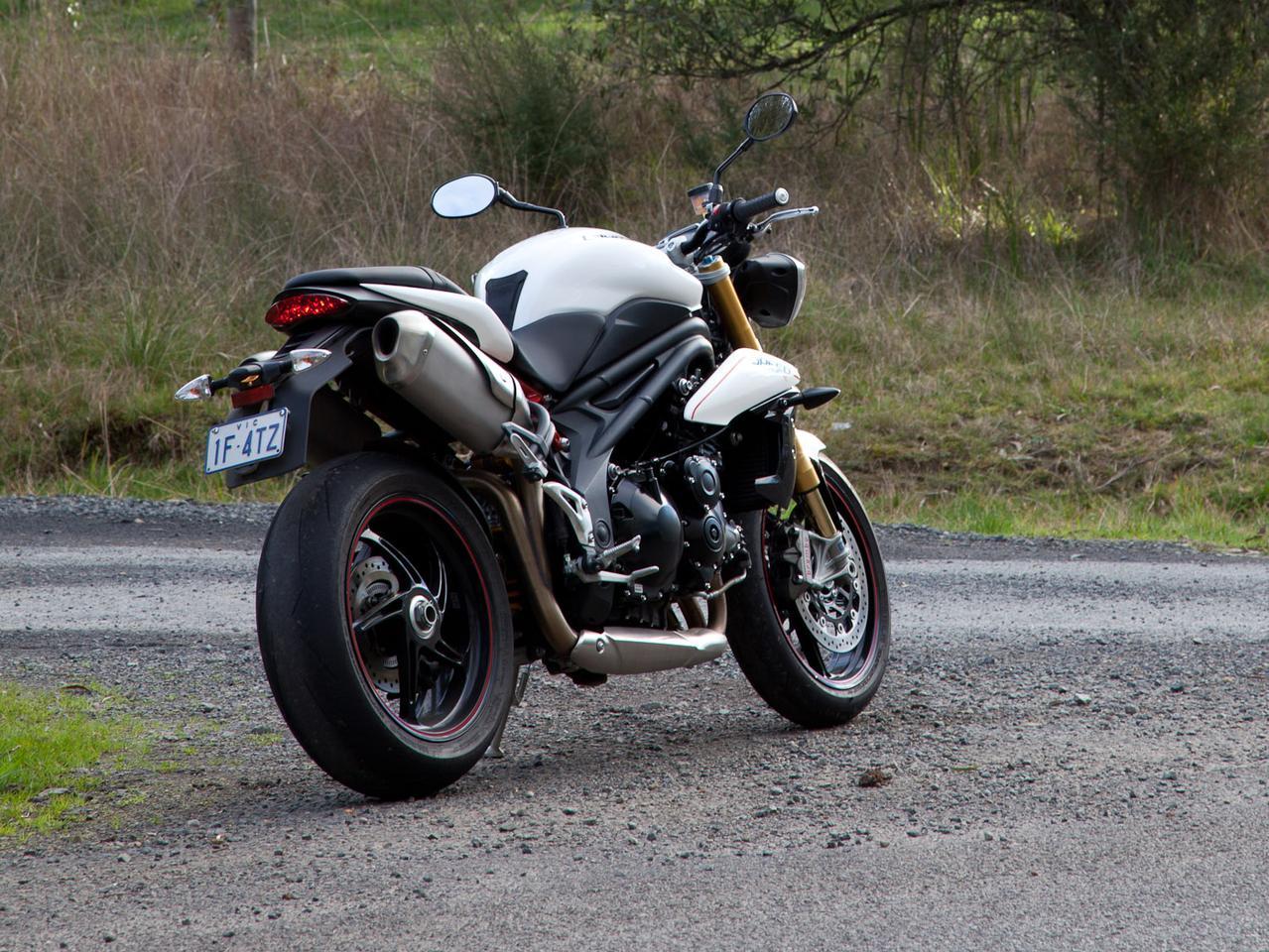 Triumph's Speed Triple R