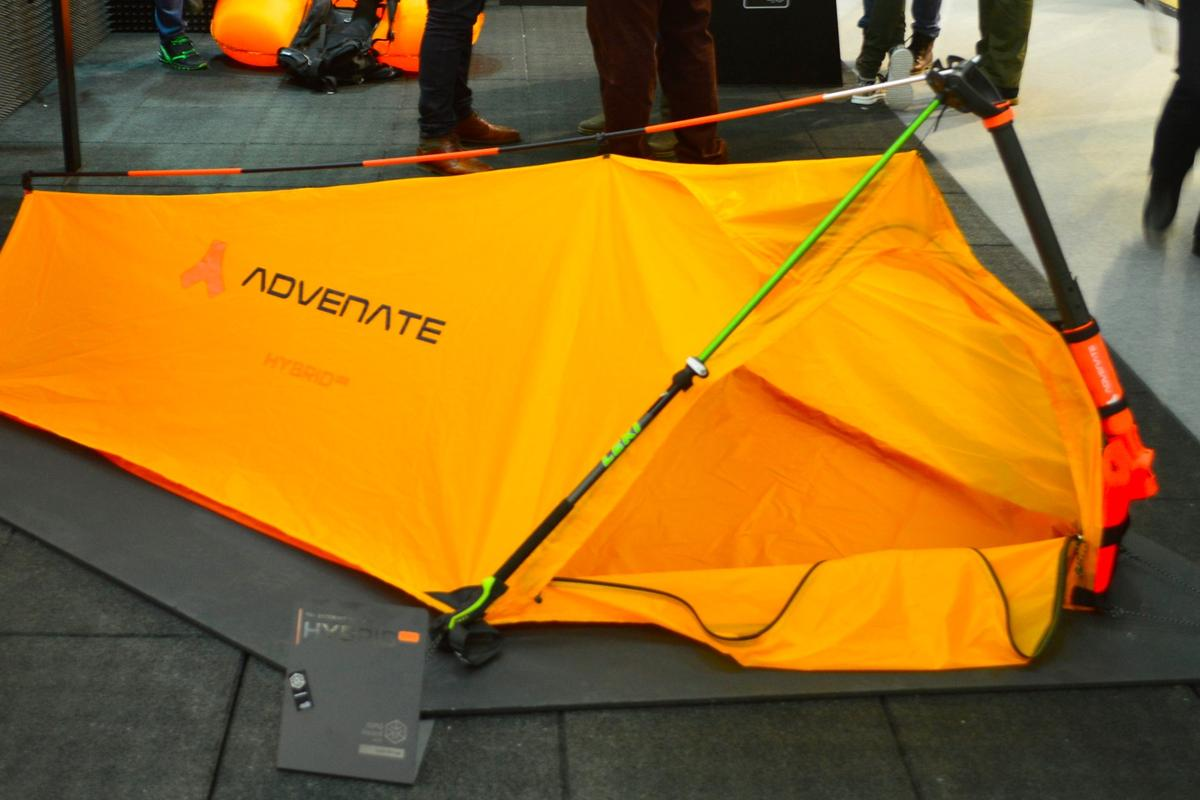 Advenate shows its ISPO Award-winning products at ISPO Munich