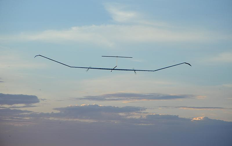 The Zephyr has become the first High Altitude Pseudo-Satellite (HAPS) system to complete a flight authorized by a civil authority