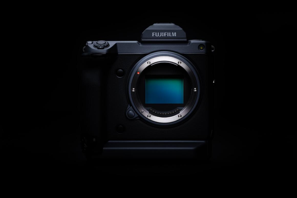 The Fujifilm GFX100 102 megapixel medium format mirrorless camera is due to go on sale from June 27