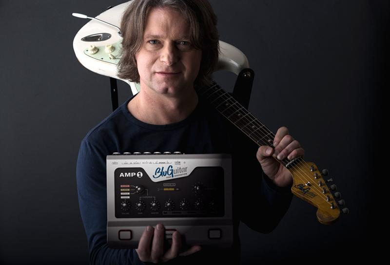 Thomas Blug's Amp1 offers four expressive output channels, three of which can be adjusted for preferred tonal character