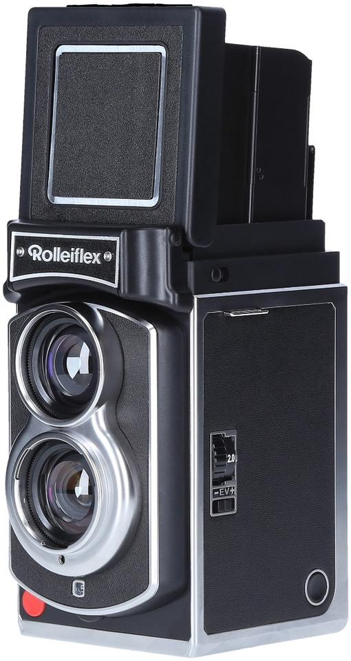 The Rolleiflex Instant Kamera is reported smaller and easier to use than its long gone predecessors