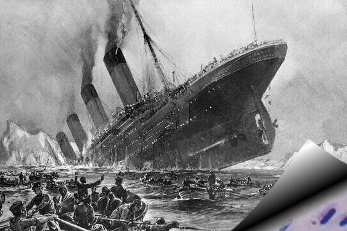 Researchers have discovered a new form of micro-organism munching away at the hull of the RMS Titanic, and named it Halomonas titanicae