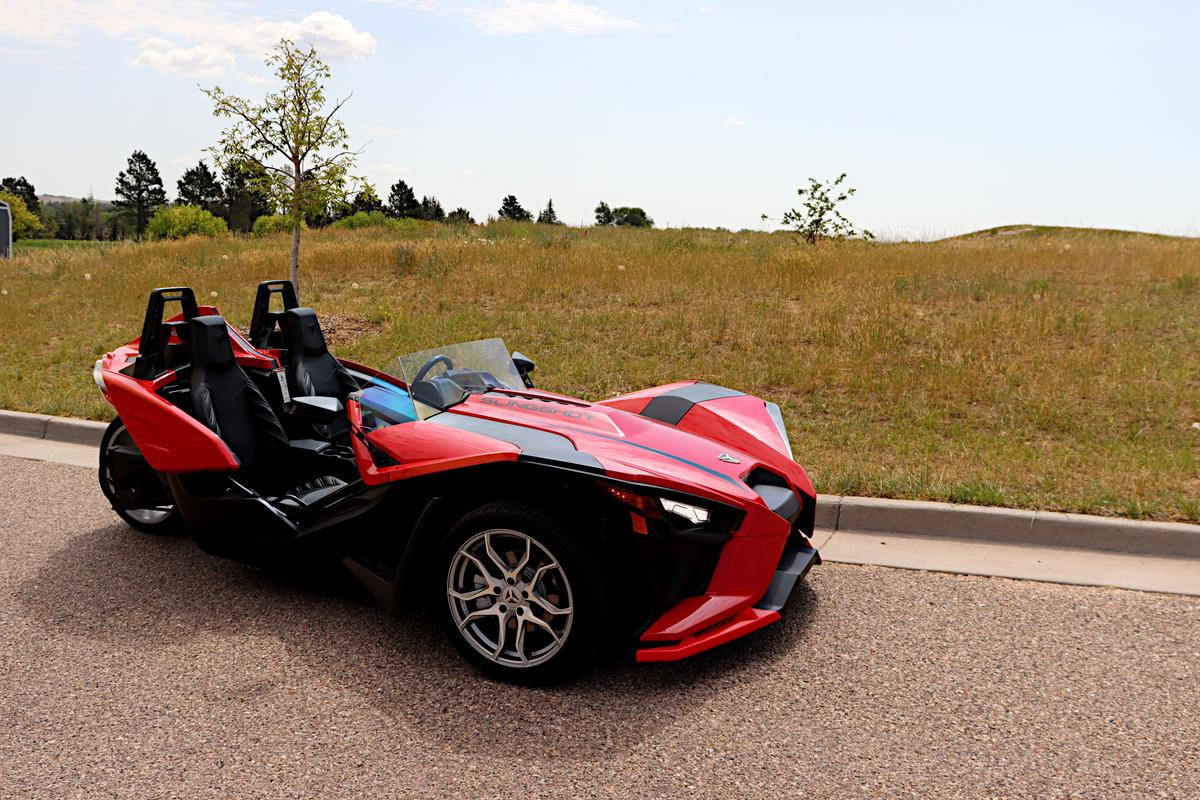 Changes made to the 2021 Polaris Slingshot were just what we'd asked for