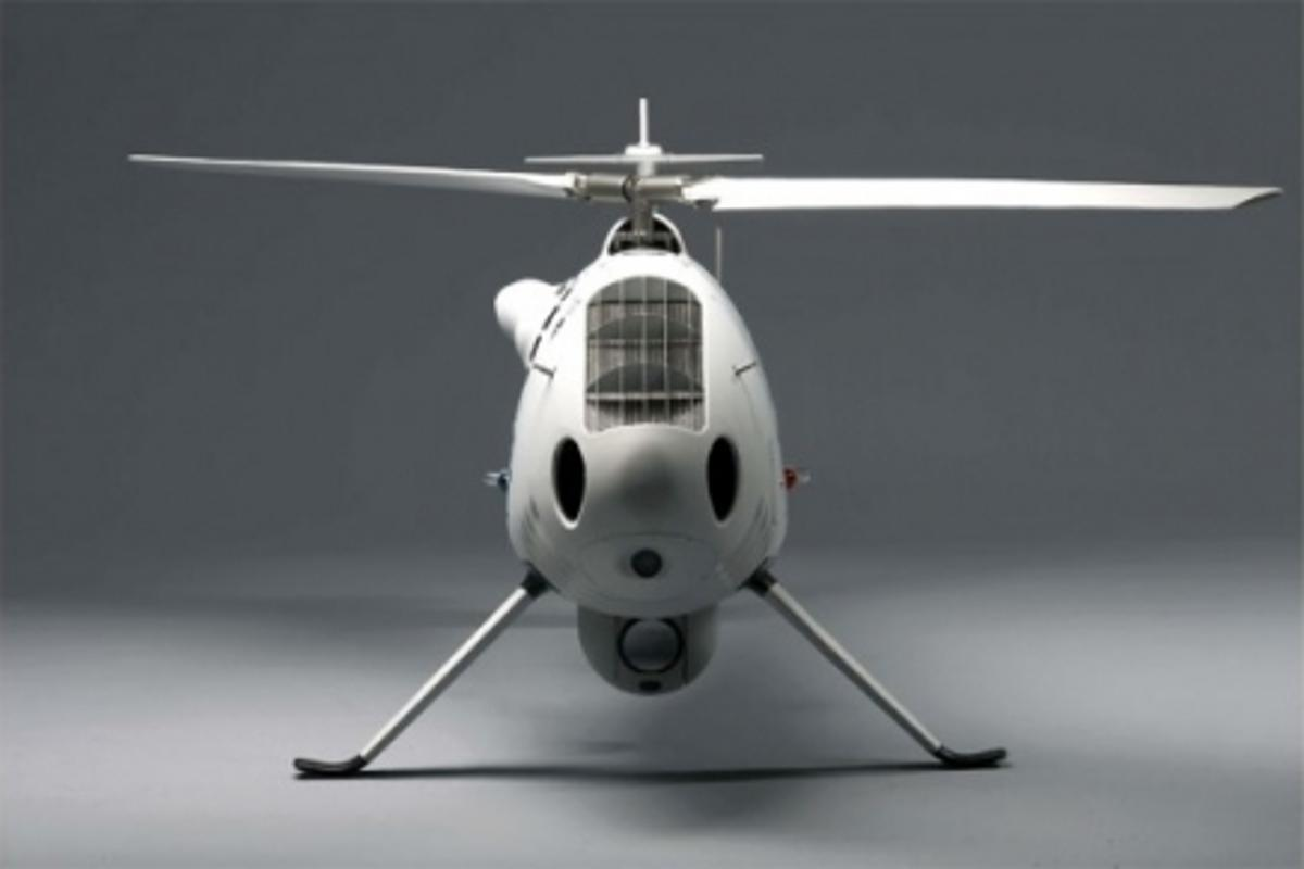 The S-100 Camcopter is to be added to Boeing's fleet of unmanned aerial vehicles