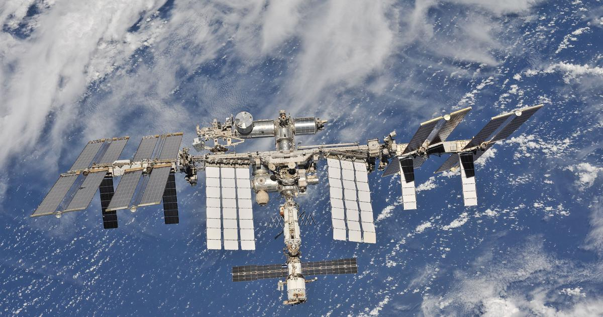 Boeing awarded US$916 million contract to support the ISS through 2024