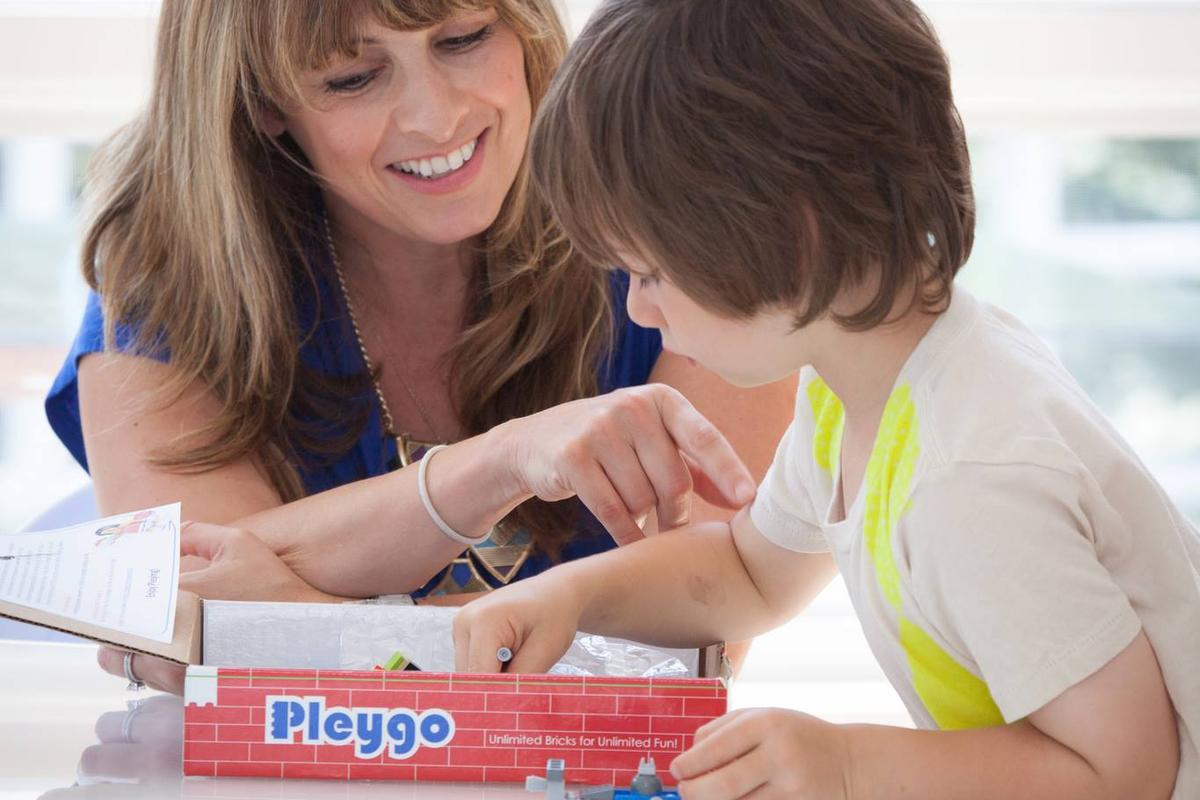 Pleygo is a Netflix-like service that lets users pay a monthly fee to rent Lego sets as a cheaper alternative to buying them