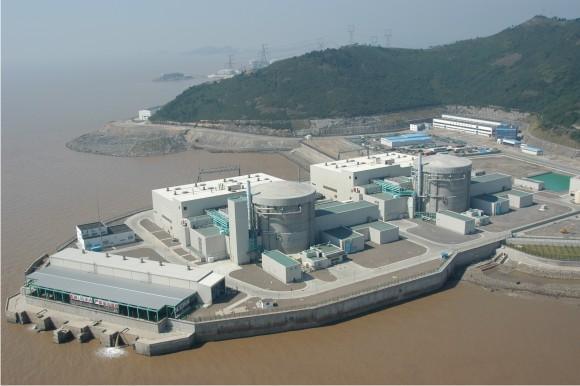 A CANDU reactor plant
