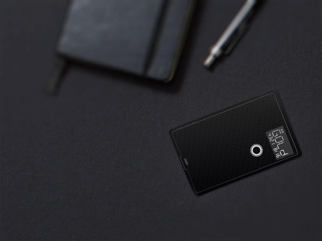 Coin stores and provides access to electronic versions of your cards