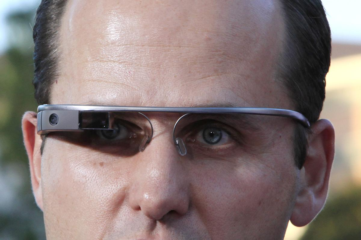 A new 3D display should reduce the eye strain currently associated with devices like Google Glass (Photo: Joe Seer/Shutterstock)